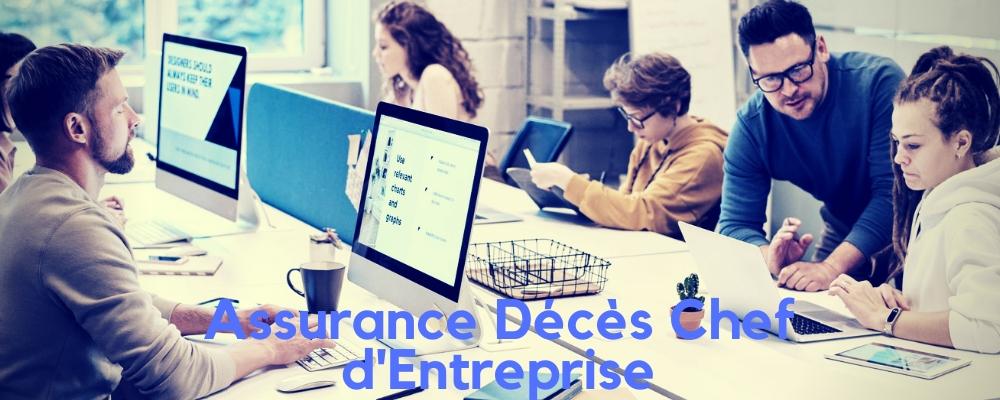 L'assurance Décès du Chef d'Entreprise