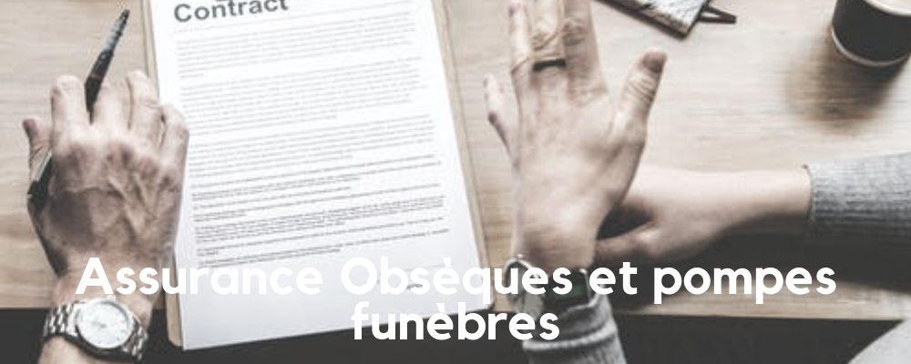 Contrat Obsèques et Pompes Funèbres