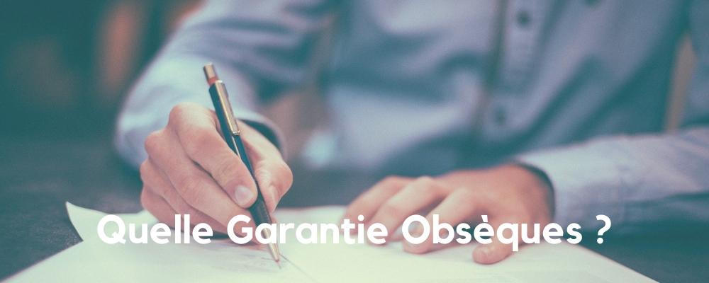 Qu'est ce que la Garantie Obsèques ?