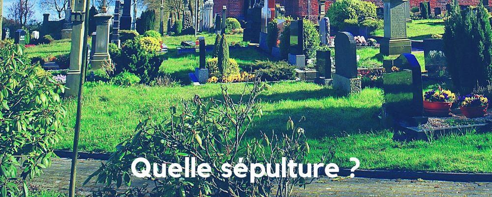 Tombe, Caveau quel monument funéraire choisir ?